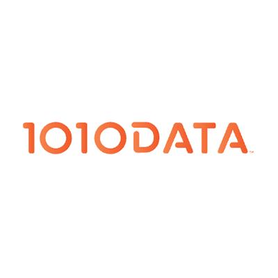 The logo of 1010Data