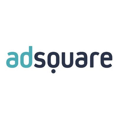 The logo of AdSquare