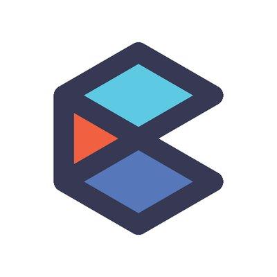 The logo of Cuebiq