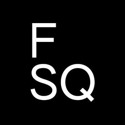 The logo of Foursquare