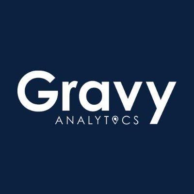 The logo of Gravy Analytics