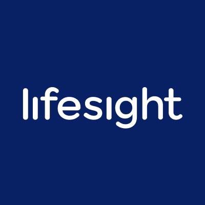 The logo of Lifesight