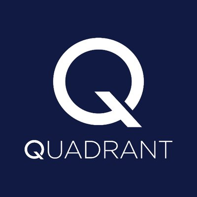 The logo of Quadrant